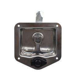 Des Edelstahl-Yh2947 Stück-Griff-Verriegelung Tür-Verschluss-Schlussteil-Werkzeugkasten RV-T 4-3/4 Zoll X 4-7/8 Zoll Schlüssel-Ladung-Kasten-Verschluss-