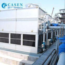 Torre de resfriamento de aço Certificação CE HVAC resfriamento evaporativo industrial aberto Torre de arrefecimento