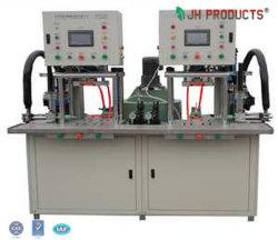 ISO2001 認証取得済みの二重敷地型油圧ワックス射出成形機