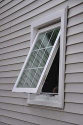 축회전 창 반사 유리 창 알루미늄 중간 흥치 창