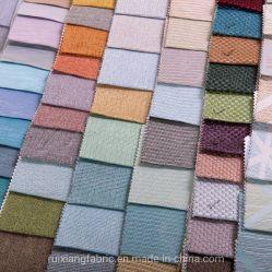 Tejido Jacquard de lujo de moda textil para el hogar, cortinas, manteles, colchón, almohada