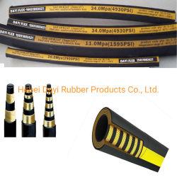 De bonne qualité tube en caoutchouc flexible haute pression 1SN 2SN 4sh 4sp