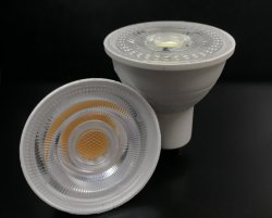 Энергосберегающая лампа РУКОВОДСТВО ПО РЕМОНТУ16 GU10 цоколь GU5.3 12V фонарь направленного света лампы початков Non-Dimmable 5W 7W алюминиевых светодиодного освещения