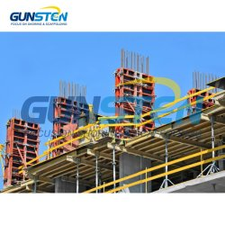 산업용품을%s 최신 판매 건축 푸시-풀 지원 조정가능한 강철 버팀대 버팀목에 의하여 직류 전기를 통하는 Acrow 잭 고품질 원료