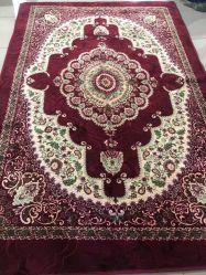 Viagens muçulmano dobra de luxo Imprimir pequenas Tapete de Oração para o Hajj