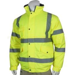 卸し業者低価格反射衣類のワークウェアジャケット安全な衣服