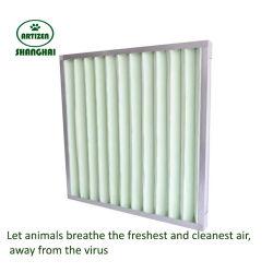 공기 청정기 피그 팜 클린룸 G4 Merv8 피그 팜 플레이트 공기 필터