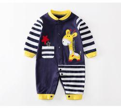 Baby-nette Spielanzug-Kleidung mit langer Hülsen-Kind-Kleidung