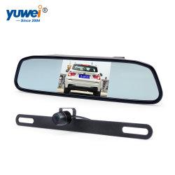 """4.3"""" OEM оригинальные зеркало заднего вида автомобиля с помощью ЖК монитор"""