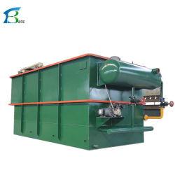 Aufgelöste Luft-Schwimmaufbereitung-Maschine für Schlachthaus-Abwasser-Behandlung