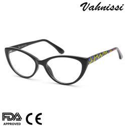 Montature per occhiali ottiche dell'occhio di gatto del progettista dell'Italia per le donne