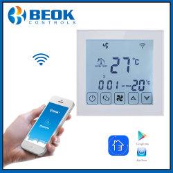 Smart зал термостат WiFi для управления системой отопления 16A электрического отопления полов