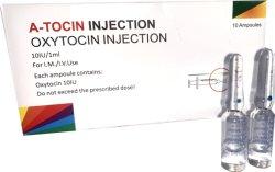 GMP фармацевтические Окситоцин ЭБУ системы впрыска медицины оптовой 10 МЕ/мл
