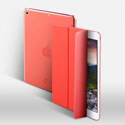 iPad 2/3/4/Air/Air2/PRO9.7/iPad용 태블릿 가죽 및 실리콘 스마트 태블릿 커버 새로운