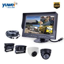 """Auto Reaview Kamera-System mit Ahd 960p 9 """" Vierradantriebwagen-Ansicht Monitor"""