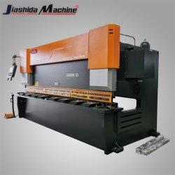 10X3200mm tôle hydraulique Machine de découpe de cisaillement de la guillotine CNC