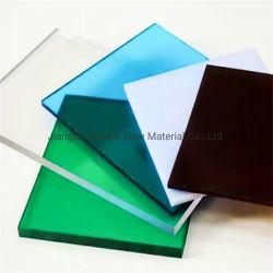2.0~20mm épaisseur en polycarbonate de feuille de carte PC solide avec une forte protection UV