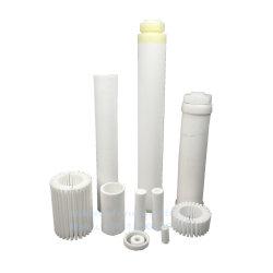 Filtro poroso dalla cartuccia di figura differente del PE sinterizzato alta qualità PTFE pp per l'anello/tubo/tazza/elemento candela/dello strato/piatto