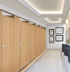 Популярные водонепроницаемый государственных перегородки в ванной комнате ванная комната HPL туалет шкафы управления системой