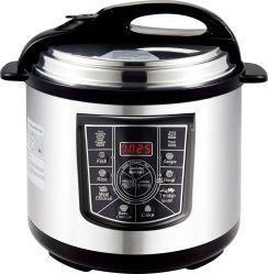 Электрический кухонный прибор для приготовления риса с мультифункциональным мультиваркой