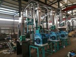 5-500ton/14h de molienda de trigo/harina de maíz de equipos de procesamiento de equipos de limpieza auxiliares