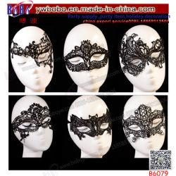 La máscara de puntilla Puntilla Masquerade Mask increíble decoración Personal parte máscara (B6079)