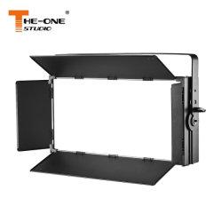 LED de alta potencia 300W de vídeo Studio Luz suave para la etapa de la televisión