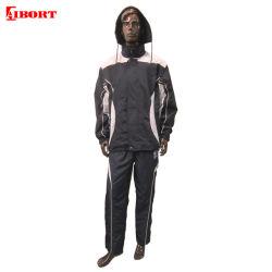 personalizado Aibort Tricot Fatos de treino para desporto Moda Jaqueta Homens de Treino