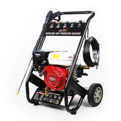 2500psi 196cc 2.4Gpm Máquina de pressão de água fria a gasolina Mini da arruela de pressão de alimentação de gás