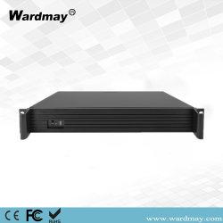 La sécurité 1.5U H. 265 36SHC NVR de sécurité du réseau 4K