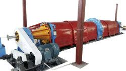 Galvanisierter Stahldraht-Schiffbruch, der Maschine verdreht