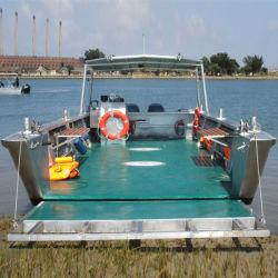 13m 43ft Aluminium Landing Craft mit V Hull Open Sea Arbeitsschiff