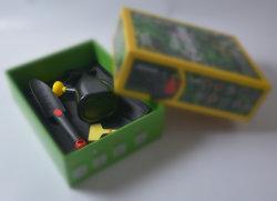 펠트 소형 수직 정원 레이블 삽 급수 깡통 원예용 도구