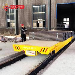 I dadi da 45 tonnellate che trattano il carrello della piattaforma motorizzato guida elettrica
