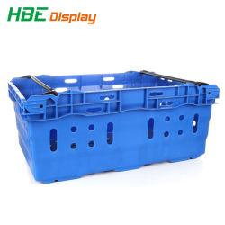 Высокое качество пластика супермаркет ящик для хранения и распределения
