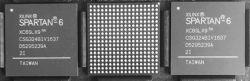 XC6SLX9-2CSG324C FPGA Spartan-6 LX Famille IC