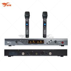 Skytone diseñado etapa El Equipo de Audio Profesional Hadheld DC un micrófono inalámbrico