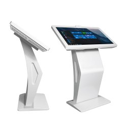 Интеллектуальная сетевая операционная система Windows Android ЖК-дисплей с Емкостный сенсорный экран напольная подставка цифровой Тотем