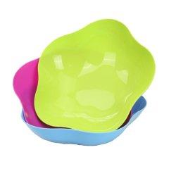 Bandeja de fruta de plástico personalizada molde molde de inyección de plástico