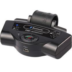 Mejor diseño Volante Multifunción de manos libres Bluetooth estéreo para coche reproductor de MP3 con puerto USB