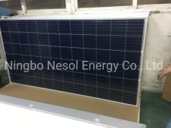 72cells 경험 13 년을%s 가진 중국 공장에서 단청 태양 전지판 158.75X158.75mm 가득 차있는 정연한 단청 태양 전지를 가진 400W/36V 고능률 생산