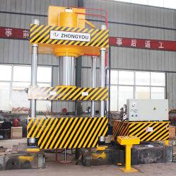 Desenho de profundidade automática/Metal formando 4 Post prensagem a frio máquinas hidráulicas para 100/200/300/500/800/1000 Ton com SG&Marcação