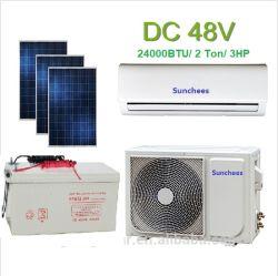 Airconditioner van de Airconditioner van 100% de Zonne Aangedreven ZonneVoor het Gebruik van het Huis