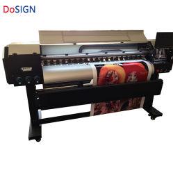 طابعة جديدة من نوع Epson 6 ألوان Dx8 رأس الطباعة بمرسط بمذيب بيئي