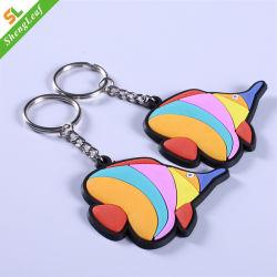 Seefisch Fünf Farben Fisch Machen Pensonal Keytag