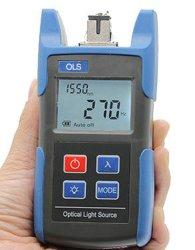 Shinho Tl-512 мини волоконно-оптический Лазерный источник источник света (1310/1550 нм, 850/1300нм)