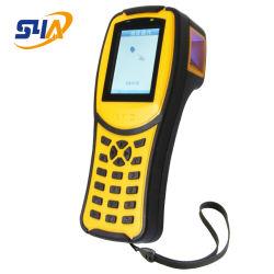 GPRS وWiFi Fingerprint Guard Tour Guard أنظمة دورية بحجم 2.4 بوصة Display (شاشة العرض