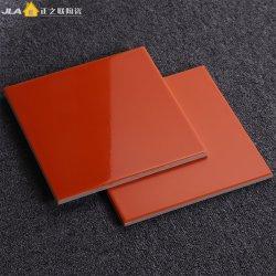 오렌지 8X8인치 / 20X20cm 비스크 타일 얇은 타일 점자 타일