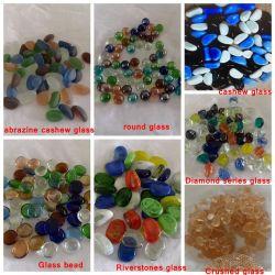 Multi-Colored Bal van uitstekende kwaliteit van het Glas van het Kristal van de Decoratie