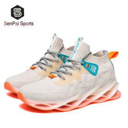 2020 de Populaire Nieuwe Schoenen van de Atletieksport MOQ van de Tennisschoen van de Manier van Hotsell van het Ontwerp Kleine